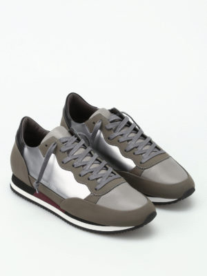 Philippe Model: trainers online - Paradis lace-up sneakers