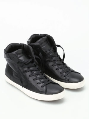 Philippe Model: trainers online - Paris black high top sneakers