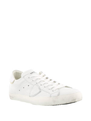 Philippe Model: trainers online - Paris white sneakers