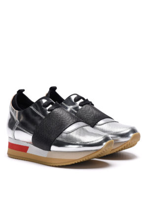 Philippe Model: trainers online - Pretty leather slip-ons sneakers