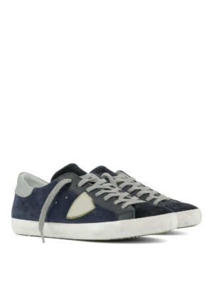 Philippe Model: trainers online - Suede sneakers