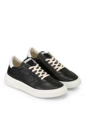Philippe Model: trainers online - Temple leather sneakers