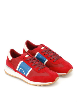 Philippe Model: trainers online - Toujour Basic red sneakers