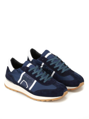 Philippe Model: trainers online - Toujours Basic nylon sneakers