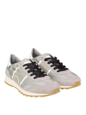 Philippe Model: trainers online - Toujours grey sneakers