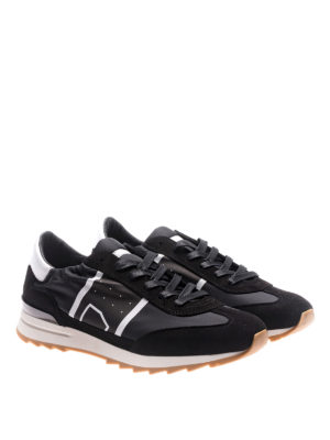 Philippe Model: trainers online - Toujours low top black sneakers