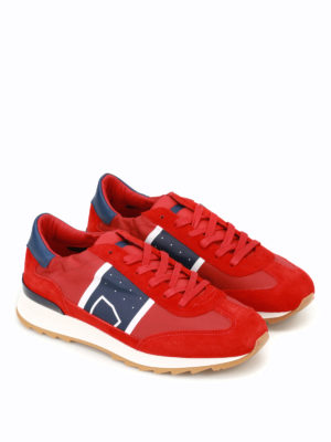 Philippe Model: trainers online - Toujours red sneakers