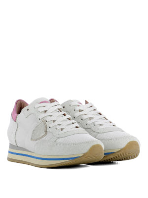 Philippe Model: trainers online - Tropez Higher white sneakers