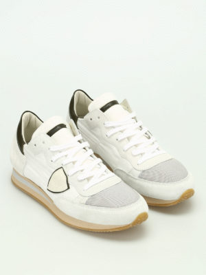 Philippe Model: trainers online - Tropez low top basic sneakers
