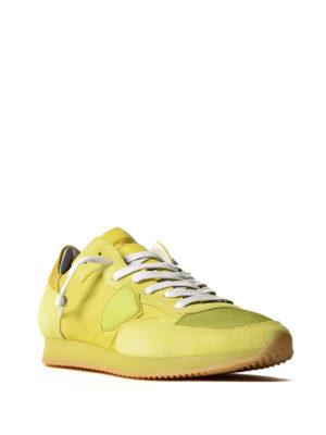 Philippe Model: trainers online - Tropez neon jaune sneakers
