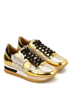 Philippe Model: trainers online - Tropez Pretty leather sneakers