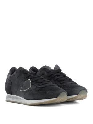 Philippe Model: trainers online - Tropez Run black sneakers