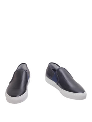 Philippe Model: trainers online - Visible elastic leather slip-oms