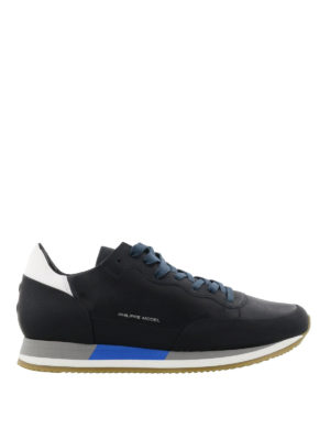 PHILIPPE MODEL: sneakers - Sneaker basse Paradis in pelle