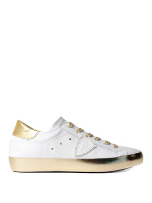 Philippe Model: trainers - Paris leather sneakers