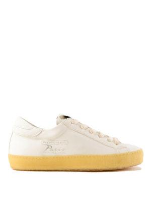 PHILIPPE MODEL: sneakers - Sneaker basse in pelle Paris Vintage