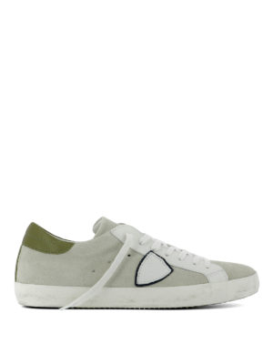 Philippe Model: trainers - Suede sneakers