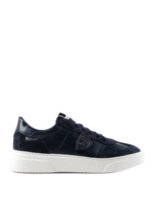 PHILIPPE MODEL: sneakers - Sneaker Temple in pelle