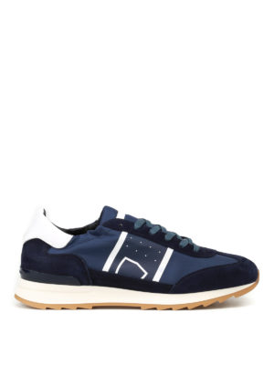 Philippe Model: trainers - Toujours Basic nylon sneakers