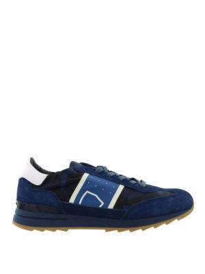 PHILIPPE MODEL: sneakers - Sneaker basse Toujours blu