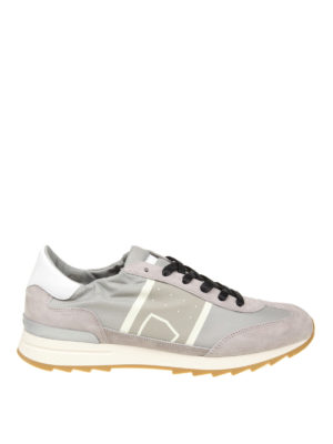 Philippe Model: trainers - Toujours grey sneakers