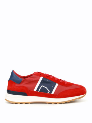 Philippe Model: trainers - Toujours red sneakers