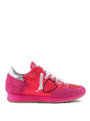 Philippe Model: trainers - Tropez lightweight sneakers