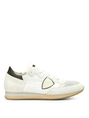 Philippe Model: trainers - Tropez low top basic sneakers