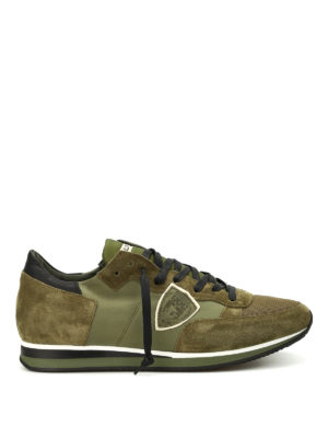 Philippe Model: trainers - Tropez low top sneakers