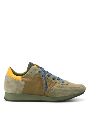 Philippe Model: trainers - Tropez Mondial low top sneakers