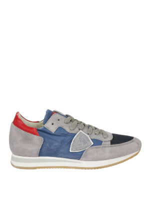Philippe Model: trainers - Tropez multicolour sneakers