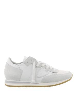 PHILIPPE MODEL: sneakers - Sneaker Tropez bianche
