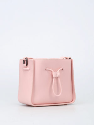Phillip Lim: Bucket bags online - Soleil light pink mini bucket bag
