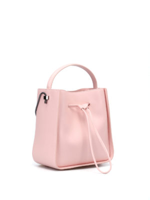 Phillip Lim: Bucket bags online - Soleil light pink small bucket bag