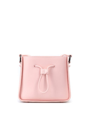 Phillip Lim: Bucket bags - Soleil light pink mini bucket bag