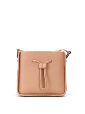 Phillip Lim: Bucket bags - Soleil mini alabaster bucket bag