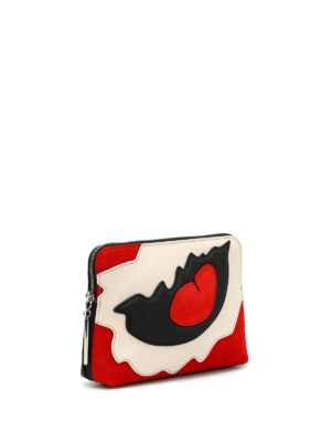 Phillip Lim: Cases & Covers online - 31 SECOND PATCHWORK LEATHER POUCH
