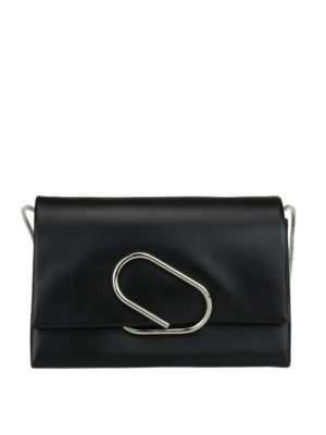 Phillip Lim: clutches - Alix soft leather clutch