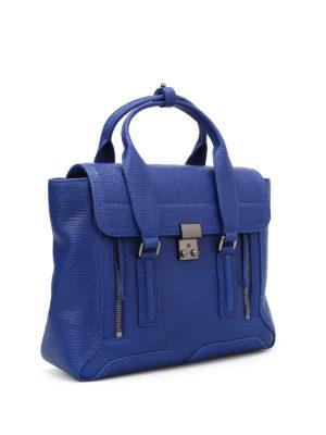 Phillip Lim: cross body bags online - Pashli medium leather bag
