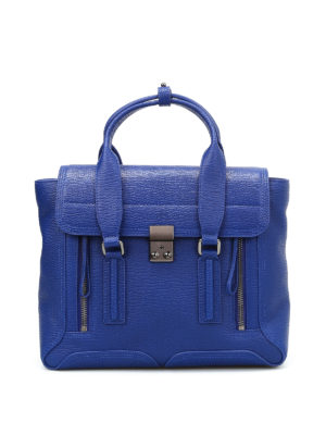 Phillip Lim: cross body bags - Pashli medium leather bag