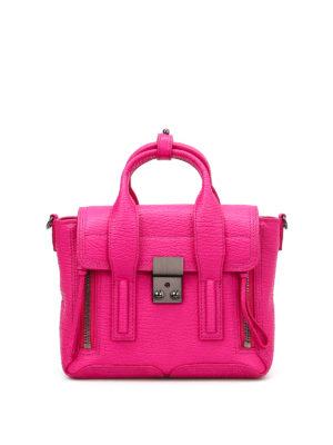 Phillip Lim: cross body bags - Pashli mini leather bag