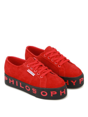 Philosophy di Lorenzo Serafini: trainers online - Superga x Philosophy sneakers