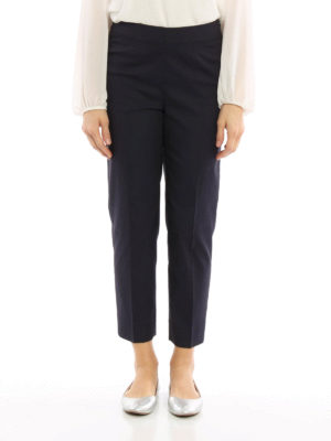 Piazza Sempione: casual trousers online - Audrey trousers
