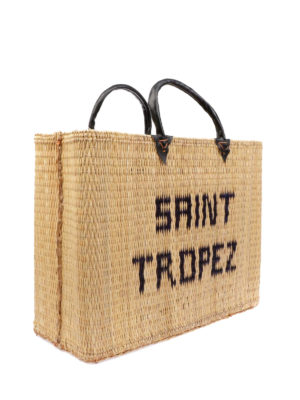 PINK MEMORIES: shopper online - Shopper in paglia Saint Tropez