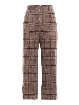 2ee6540cf672f2 Pinko: pantaloni casual - Pantaloni larghi e corti Trapelare
