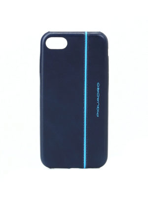 PIQUADRO: custodie e cover - Custodia blu per iPhone®7 e iPhone®8 4