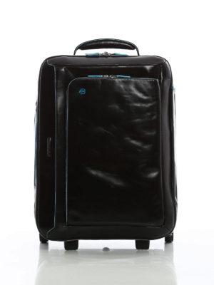 PIQUADRO: Borse da viaggio - Bagaglio da cabina in morbida pelle