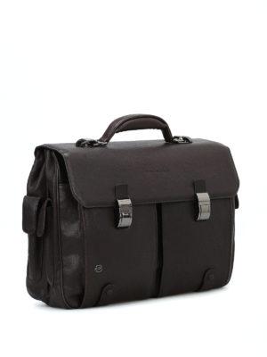 PIQUADRO: borse da ufficio online - Cartella porta computer e iPad