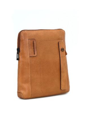 PIQUADRO: borse a spalla online - Piccolo borsello in pelle