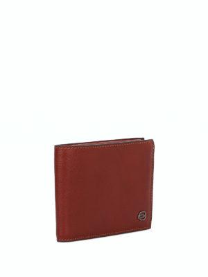 PIQUADRO: portafogli online - Portafoglio con sistema antifrode